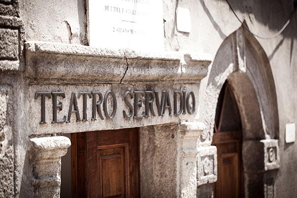 Teatro Servadio abbadia san salvatore