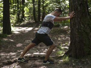 Fitness sul Monte Amiata